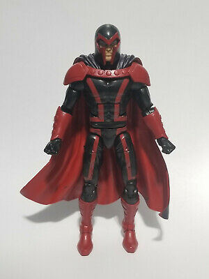 Hasbro Marvel Legends X-Men Apocalypse BAF Series Magneto Action Figure