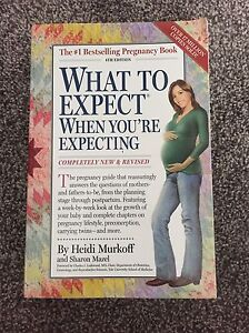 Book - What to Expect...