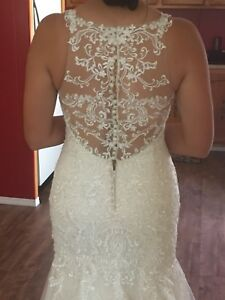 Country Wedding Dress!!