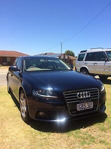 2011 Audi A4 + over two years warranty free Yokine Stirling Area Preview