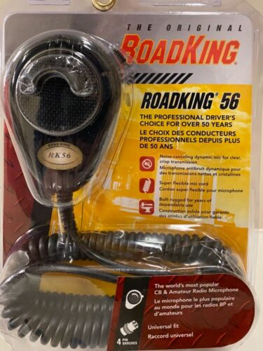 RoadKing (RK56P) Wired Professional CB Microphone