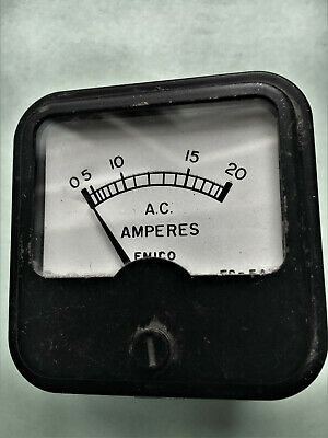 Meters  Analog  Dc Current Ac Amperes Dc Amperes Dc Volts By Emico Usa