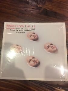 Kings of Leon CD Walls brand new seal wrapped Windsor Region Ontario image 1
