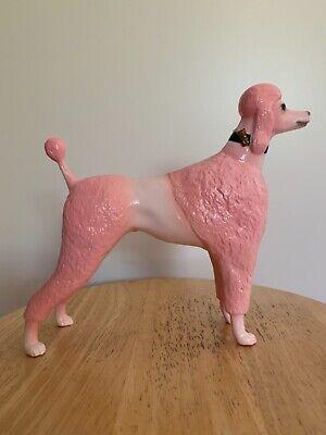 BREYER BREYRFEST SR COTTON CANDY PINK POODLE DOG DECORATOR RARE LAST ONE