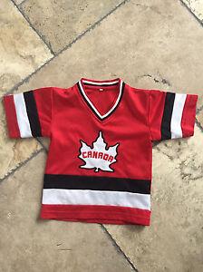 3T Canada Hockey Jersey