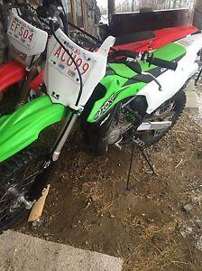 2015 Kawasaki kx100