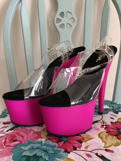 "6f3ac9effc Pleaser ""Adore"" Heels   Women's Shoes   Gumtree Australia ..."