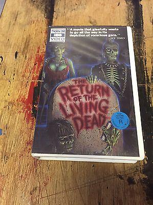 Return of the Living Dead Beta Betamax Video Cassette Tape NOT VHS Horror Thorn