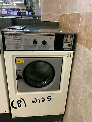 Wasco W125 Washer In White