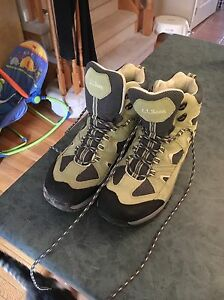 LL Bean Hiking Boots