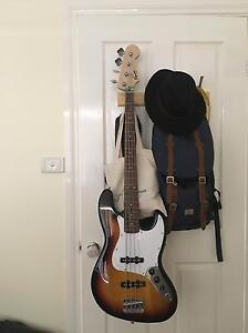 FENDER SQUIER JAZZ BASS Condell Park Bankstown Area Preview