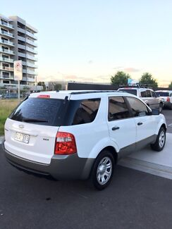 FORD TERRITORY 2006 AUTO >>> CURRENT RWC + REGO <<<