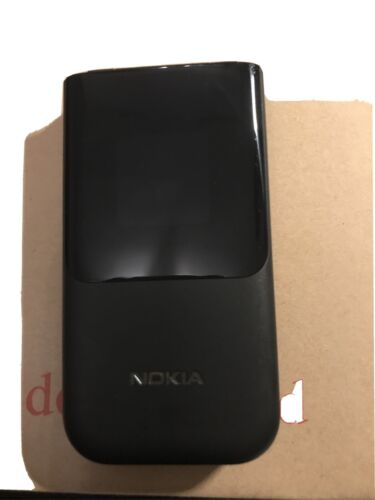 Android Phone - SIM Free Nokia 2720 2.8 Inch 4GB 2MP Flip Mobile Phone - Black Gd Condition 👍🏻