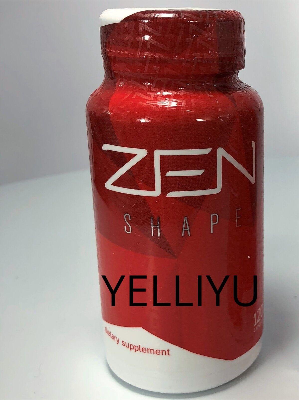 JEUNESSE ZEN SHAPE™ Weight Loss Dietary Supplement (120 Capsules) - 2019