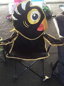 Kids camping chair Ashfield Bassendean Area Preview