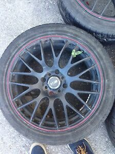 4x100 MSR Rims Stratford Kitchener Area image 5