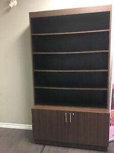 Storage Shelf Unit Salon or Retail London Ontario image 1