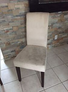 4 Dining Room Chairs - $10 each