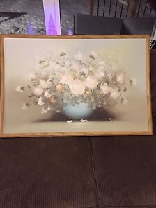 Original signed Rossy oil painting