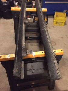 OEM Jeep Rock Sliders Running Boards Edmonton Edmonton Area image 2