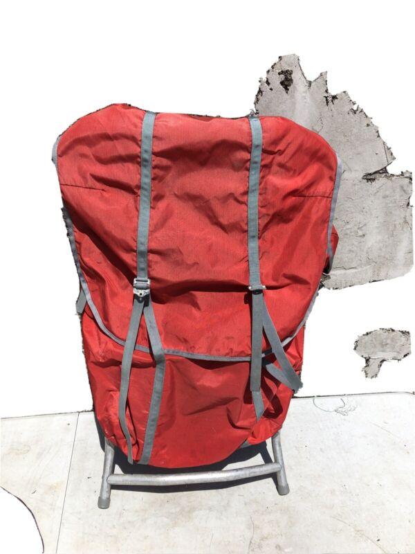 Vintage rucksack/Aluminium Frame backpacking camping hiking outdoors