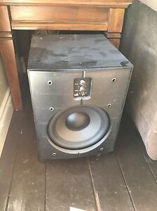 PSB SubSeries 200 home theatre sub