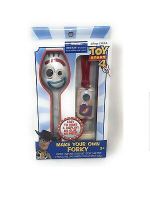 Disney Pixar Toy Story 4 Create Make Your Own Forky Limited