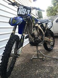 Yamaha YZ250F 2011 GREAT CONDITION North Ipswich Ipswich City Preview