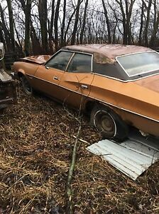 1974 ford Torino for parts