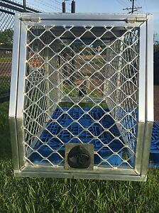 Brand new tig welded dog cage. Berrimah Darwin City Preview