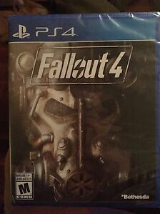Fallout 4 ps4 BRAND NEW IN PACKAGE! Oakville / Halton Region Toronto (GTA) image 1