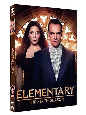 NEW Elementary The Sixth Season ⑥ --(6DVD)