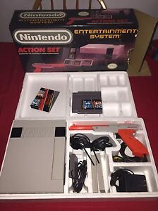 Nintendo entertainment system in box!! ( Nes )  London Ontario image 3