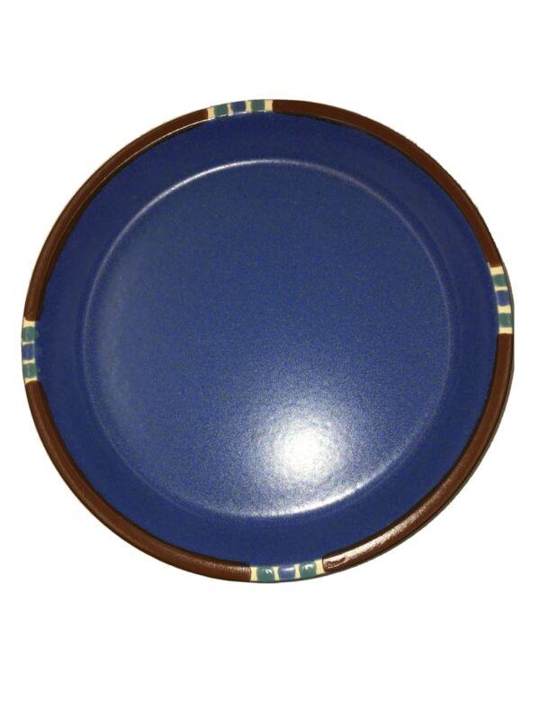 """DANSK MESA SKY BLUE 7 1/4"""" SALAD DESSERT PLATES ~ PORTUGAL (2)"""