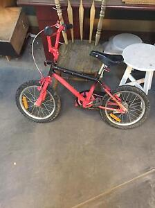 Free kids bmx 16inch. Suit 5-8 year old . Croydon South Maroondah Area Preview