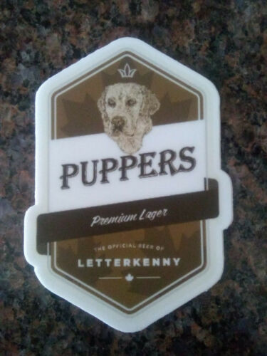 Letterkenny Puppers Decal/sticker