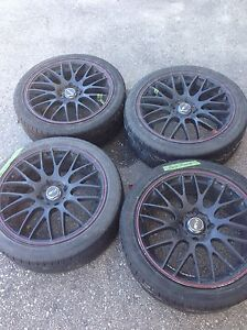 4x100 MSR Rims Stratford Kitchener Area image 6
