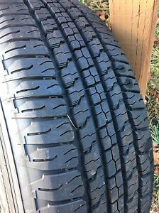 """(3) 18"""" rims and tires. Came off a 2006 F-250  St. John's Newfoundland image 3"""