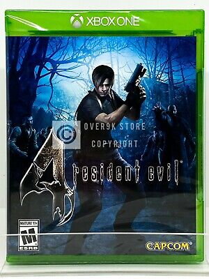 Resident Evil 4 - Xbox One - Brand New   Factory Sealed