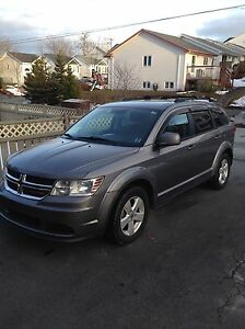 2013 Dodge Journey SUV Crossover