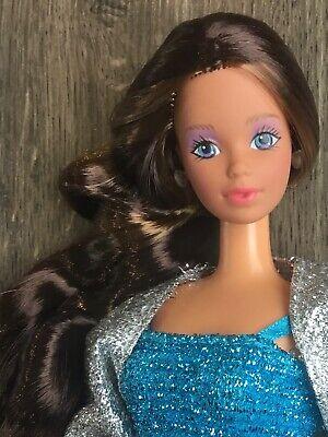 Vintage 1980 Jewel Secrets Whitney Barbie Doll.