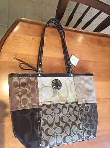Coach Purse: brand new, never used