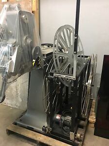 35 mm film projector