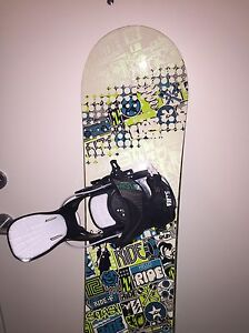 CHEAP barely used snowboard *REDUCED* Edmonton Edmonton Area image 2
