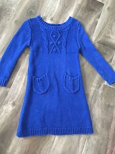 Old navy sweater dress size 3-fits more like size 4