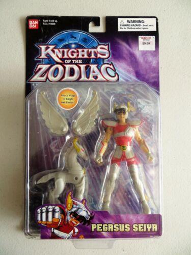 Anime Heroes KNIGHTS OF THE ZODIAC Pegasus Seiya BAN DAI