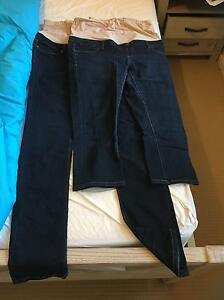Jeanswest maternity jeans size12 Coorparoo Brisbane South East Preview