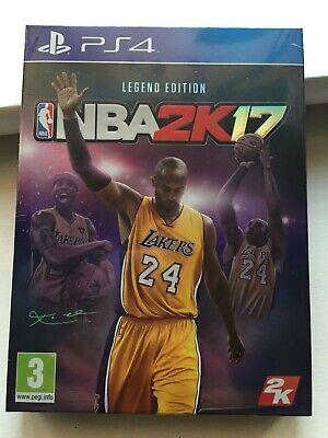 Usado, NBA 2K17 - édition legend Kobe Bryant sur Ps4 - Neuf Sous Blister comprar usado  Enviando para Brazil