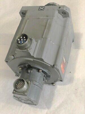 Mitsubishi Ac Servo Motor W Encoder - Ha100c - Mazak Ajv-18n X Axis - 4732