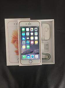 LIKE NEW APPLE IPHONE 6S 64GB ROSE GOLD UNLOCKED QUICK SALE Liverpool Liverpool Area Preview